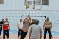 ERMENEK - Mahalle Spor Salonlarına Yoğun İlgi