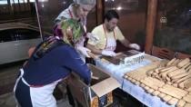 GÜRCISTAN - Mehmetçik'e Rizeli annelerden 2 bin 23 lokum