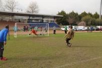 ÇEYREK FİNAL - MESKİ Birimler Arası Futbol Turnuvası Devam Ediyor