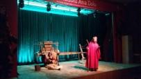 TİYATRO OYUNU - 'Milli Mücadelenin Kayıp Kadınları' Adlı Tiyatro Oyunu Ümraniye'de Sahnelendi