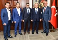 MOBİLYA - Mobilyacılardan Fuar İzmir Teşekkürü