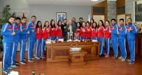 BRONZ MADALYA - MSKÜ Kickboksçularının Büyük Başarısı