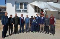 UZMAN ÇAVUŞ - Müdür Keleş İle Beraberindeki Heyet Şehit Aileleriyle Bir Araya Geldi