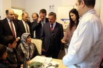SIĞINMACILAR - Mülteciler İçin Sağlık Polikliniği Açıldı