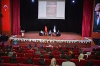 YıLMAZ ŞIMŞEK - Niğde'de Vali, Belediye Başkanı, Rektör Öğrenci Buluşması Yapıldı