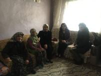 MUSTAFA ÇİFTÇİLER - Nilgün Azizoğlu, Okuma Yazma Seferberliği İçin Köyleri Ziyaret Ediyor