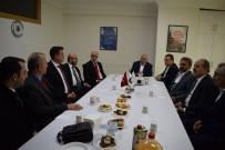 MAHMUT ARSLAN - Öz Büro-İş Gebze'deki Yeni Hizmet Binası Açılışını Gerçekleştirdi