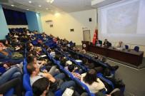 FEN EDEBİYAT FAKÜLTESİ - PAÜ'de '18 Mart Çanakkale Zaferi Ve Atatürk Paneli' Yapıldı