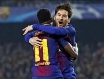 LİONEL MESSİ - Şampiyonlar Ligi'nde son çeyrek finalist Barcelona
