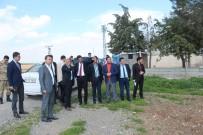 KAMU ÇALIŞANLARI - Samsat Kaymakamı Köy Gezilerine Başladı