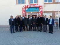 Şehit Lokman Dargın'ın İsmi Okula Verildi