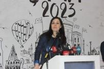 AKILLI CEP TELEFONU - 'Şehrim 2023' Otobüsü Bursalılarla Buluştu