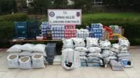 KAYNAK MAKİNESİ - Şırnak'ta 154 Bin Lira Değerinde Kaçak Malzeme Ele Geçirildi