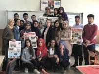 GRAMER - Siverek'te Lise Öğrencileri İngilizce Gazete Çıkardı
