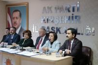 MUSTAFA ÜNAL - 'Siyasi Erdem Ve Etik' Kurulundan AK Parti Teşkilatı Ziyareti