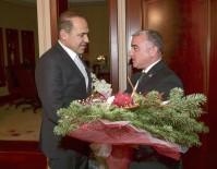 HÜSEYIN SÖZLÜ - Sözlü, TSYD Adana Şubesi'nin Yeni Yönetimini Konuk Etti