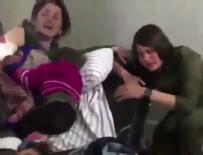 Afrin Operasyonu - Terör yandaşlarından güldüren oyunculuk