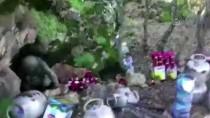 JANDARMA ASTSUBAY - Teröristlerin Sığınakları İmha Edildi