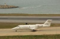 AMBULANS UÇAK - Trabzon'a Dün Acil İniş Yapan Ambulans Uçak Arızası Giderilerek İngiltere'ye Havalandı