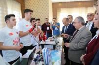 BELÇIKA - Türk Ve Yabancı Öğrenciler Hünerlerini Sergiledi