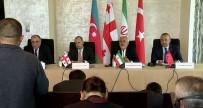 DIŞİŞLERİ BAKANLARI - 'Üç Ülkeyle De Dostluğumuz Kardeşliğimiz Her Geçen Gün Derinleşiyor'