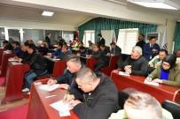 ORTAÖĞRETİM - Ünye Belediyesinde Kadro Sınavı Heyecanı