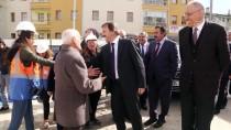 ULU CAMİİ - Vakıflar Genel Müdürü Ertem Sivas'ta
