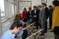 Vali Ahmet Çınar Öğrencilerle Bir Araya Geldi