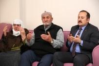 MÜFTÜ YARDIMCISI - Vali Ali Hamza Pehlivan Şehit Ailelerini Ziyaret Etti