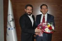 VERGİ DAİRESİ - Vergi Dairesi Başkanlığından TÜMSİAD'a Ziyaret