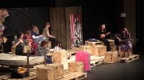MÜLTECI - 5. Marmaris Tiyatro Günleri Başladı