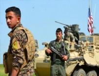 SAVUNMA BAKANLIĞI - ABD, YPG/PKK'dan boşalan alanlara takviye yaptı