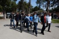 ŞAFAK VAKTI - Adana Merkezli Uyuşturucu Operasyonunda 7 Tutuklama