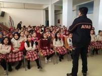 İŞBİRLİĞİ PROTOKOLÜ - 'Afete Hazır Okul' Eğitimleri Devam Ediyor