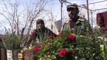 CANLI KALKAN - Afrin Kırsalında Eve Dönüş Heyecanı