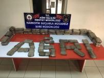 NARKOTIK - Ağrı'da 60 Kilogram Eroin Yakalandı