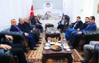 KÜLTÜR BAKANLıĞı - Ak Parti Genel Başkan Danışmanı Akif Gülle Battalgazi'de