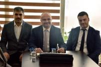TAŞPıNAR - AK Parti'li Mersinli, Alaşehir'de Seçim Çalışmalarını Başlattı