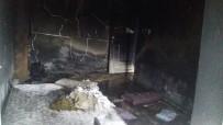 TURGUT ÖZAL - Akçadağ'da Yangın Açıklaması 2'Si Ağır 9 Yaralı