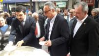 TUR YıLDıZ BIÇER - Alaşehir CHP'den Çanakkale Şehitleri İçin Pilav Ve Hoşaf Hayrı