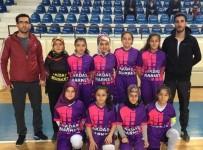 HALK EĞITIMI MERKEZI - Aslanapa Yıldız Kızlar Futsal Takımı'nın Başarısı