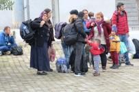 SAHILKENT - Ayvalık'ta 31 Mülteci Yakalandı