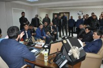 SELAHATTIN BEYRIBEY - Bakan Arslan, Güvenlik Görevlilerine Verdiği Sözü Tuttu
