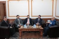 NECATI ŞENTÜRK - Bakan Yardımcısı Erdem Açıklaması 'Bakanlık Ve Valiliklerde FETÖ'den Açıkta Olan 7 Bin Kişi Var'