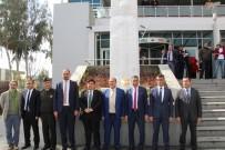 ALI ER - Baro Başkanı Er Açıklaması 'Ene Önemli İlkemiz, Avukata En İyi Hizmettir'