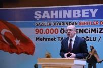 MEHMET TAHMAZOĞLU - Başbakan Yardımcısı Mehmet Şimşek, Çanakkale Bilgilendirme Toplantısına Katıldı