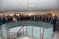 KADİR ALBAYRAK - Başkan Albayrak'tan TESKİ Genel Müdürü Başa'ya 3. Yıl Sürprizi