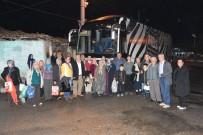 ÇANAKKALE ŞEHİTLİĞİ - Başkan Alıcık'tan Arslanlı Mahallesi Sakinlerine Ulaşım Desteği