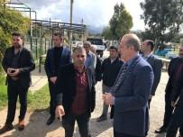FEVZIPAŞA - Başkan Atabay Halk Toplantısına Katıldı