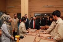 KALIFIYE - Başkan Baran, 'Üretimdeki Kaliteyi Sizler Arttıracaksınız'